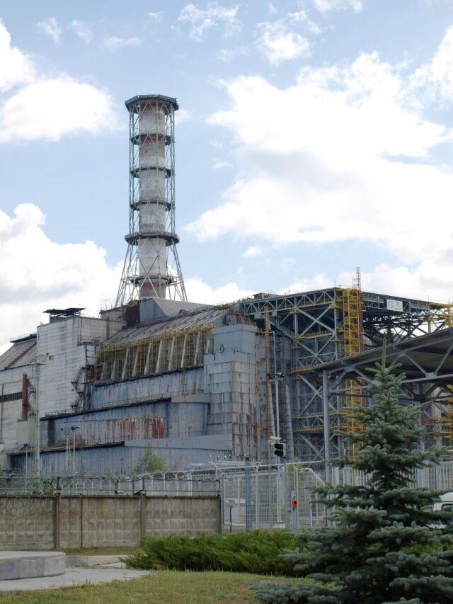 """Zawalił się dach elektrowni w Czarnobylu. """"Nie ma zagrożenia"""""""