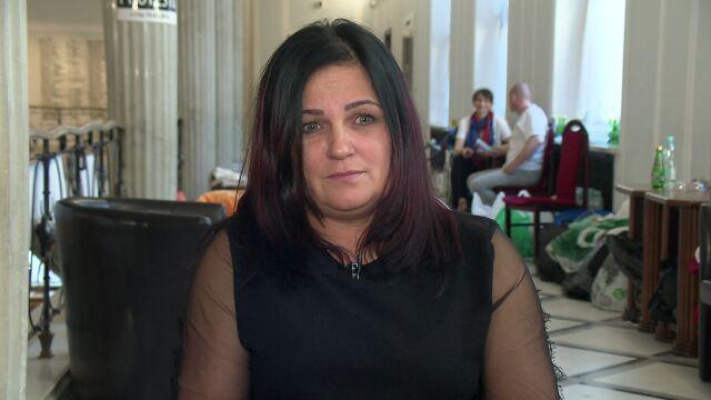 Matka niepełnosprawnego: premier nie miał odwagi spojrzeć w oczy
