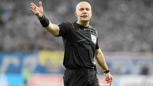 UEFA docenia Polaka. Został wyznaczony na finał