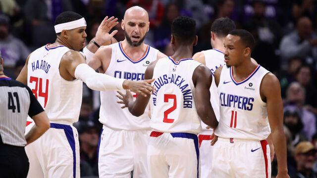 """""""Polska Noc"""" w NBA. Gortat pomógł Clippersom w zwycięstwie"""