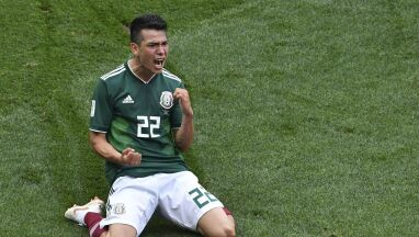 Chelsea czy Napoli? Efektownie grający Meksykanin może liczyć na oferty