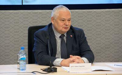 Padło pytanie o dymisję prezesa NBP