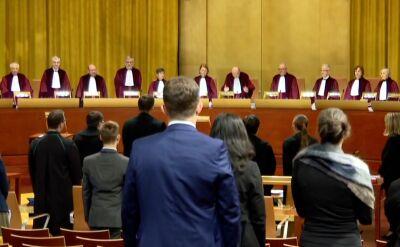 Sędziowie z poparciem państw i unijnych instytucji