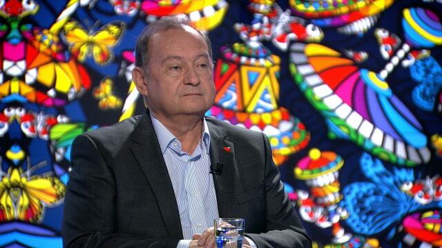 Gościem TVN24 był profesor Bohdan Maruszewski