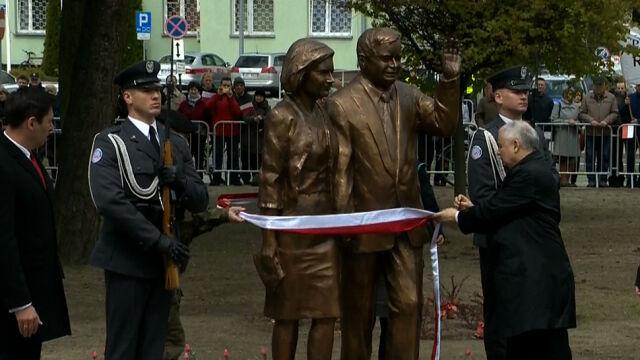 """""""Muszę podziękować z całego serca za to, że tu, w Białej Podlaskiej, stanął ten pomnik"""""""
