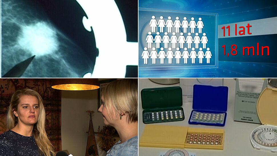Niepokojące wyniki badania. Antykoncepcja  hormonalna zwiększa ryzyko raka piersi?