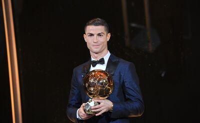 Złota Piłka dla Ronaldo