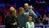 Williams odebrał puchar za wygranie British Open