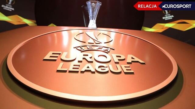 Losowanie grup Ligi Europy [RELACJA]