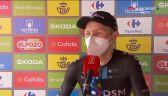 Storer po wygraniu 10. etapu Vuelta a Espana