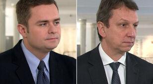 Hofman: Tusk powinien odwołać Grupińskiego, a nie Gowina
