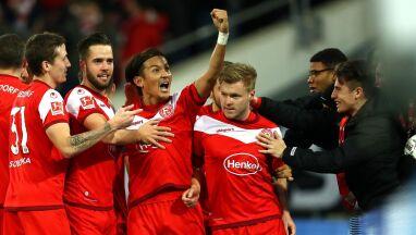 Zaskakująca porażka Borussii Dortmund w Duesseldorfie