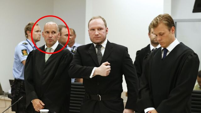 Adwokat Breivika może zostać szefem norweskiego sportu