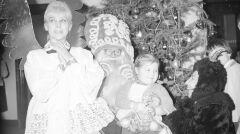 Święty Mikołaj i jego pomocnicy