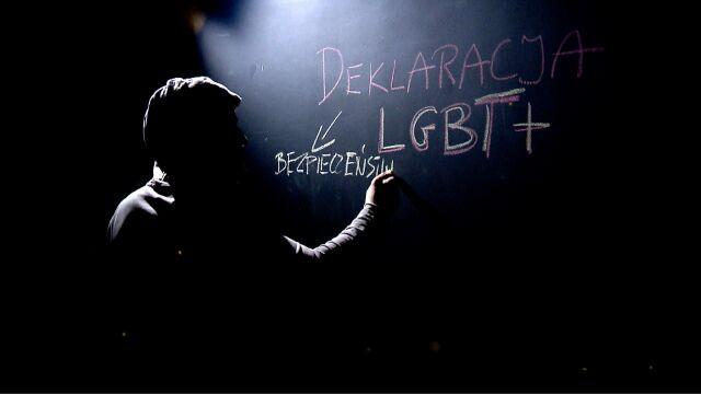 Spór wokół deklaracji LGBT +. Kto dokładnie ją przeczytał?