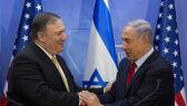 Mike Pompeo spotkał się z Benjaminem Netanjahu