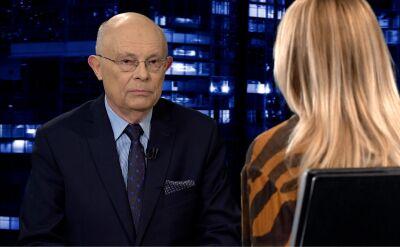 Borowski: rząd próbuje wmówić Polakom, że nauczyciele biorą uczniów jako zakładników