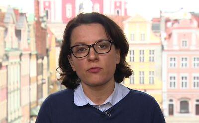 Monika Frąckowiak o możliwych skutkach decyzji TSUE w sprawie pytań Sądu Najwyższego