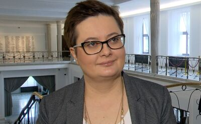 Lubnauer: teraz na horyzoncie jest Wisła Kraków