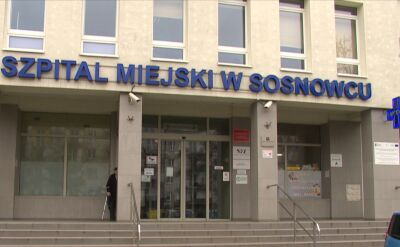 Śmierć mężczyzny na izbie przyjęć w Sosnowcu