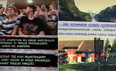 Polskie rodziny i Barnevernet. Koniec norweskiego snu