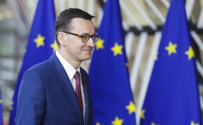 Premier Morawiecki przed szczytem UE ws. brexitu