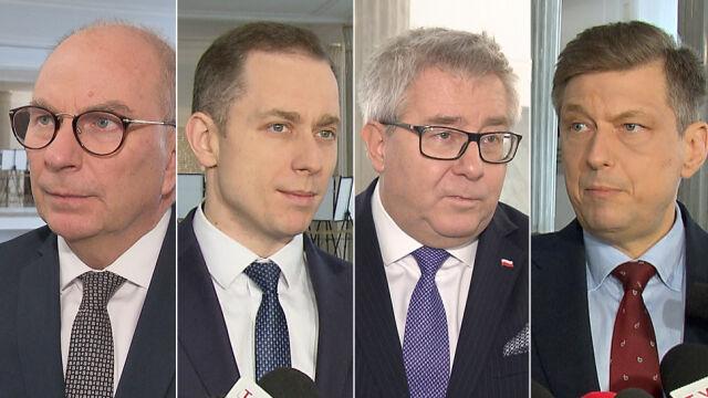 """""""Zachowanie premiera Morawieckiego to czysta ucieczka od problemu"""""""