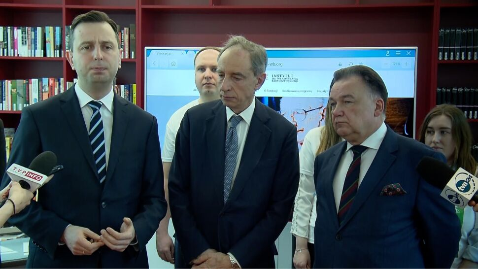 """Władysław Teofil Bartoszewski startuje do europarlamentu. """"Jesteśmy z tego bardzo dumni"""""""