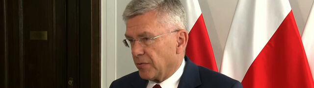 Karczewski: prezydent 23 lipca zgłosi wniosek o referendum