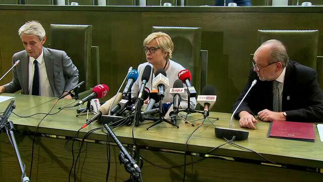 Sędzia Iwulski: zarządzenie o ustanowieniu zastępcy nie było dyskutowane z żadnym organem zewnętrznym