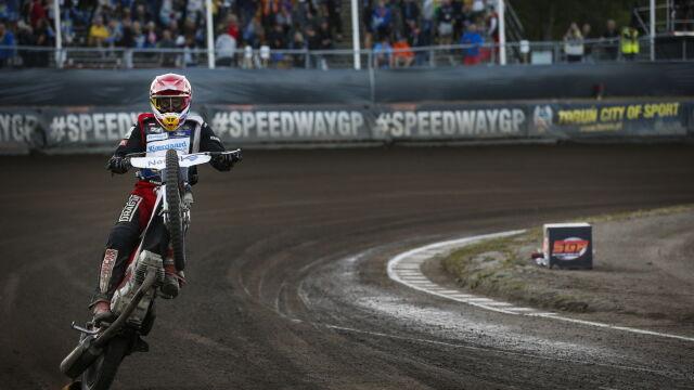 Janowski odjechał rywalom. Polskie podium w Grand Prix Szwecji