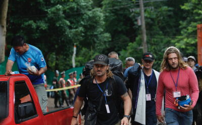 Psycholog o akcji ratunkowej w Tajlandii