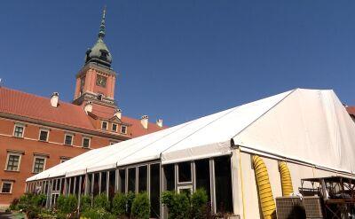 Obchody 550-lecia polskiego parlamentaryzmu w cieniu sporu o namiot