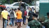 Podróżnik o tajskiej mentalności w obliczu akcji ratunkowej