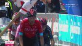 Finisz Egana Bernala na 17. etapie Giro d'Italia
