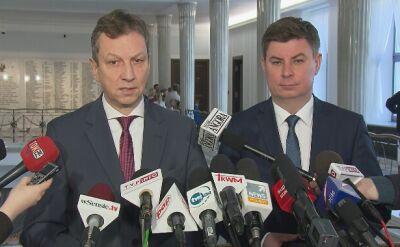 PO: minister Błaszczak powinien podać się do dymisji