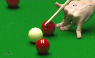 Kapitalna precyzja Selby'ego w ćwierćfinale Scottish Open