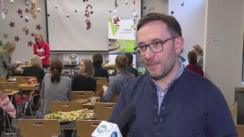 Psycholog: połowa żywności marnuje się w naszych domach, a druga u producentów i w sklepach