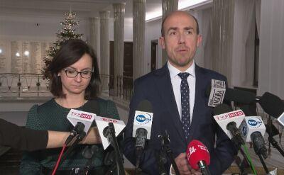 Gasiuk-Pihowicz: mamy do czynienia z ustawą o prześladowaniu sędziów