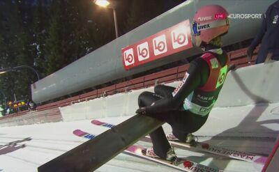 Trzecie miejsce Dawida Kubackiego w kwalifikacjach w Trondheim