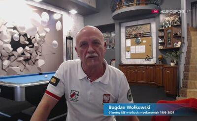 Bogdan Wołkowski o swoim mentorze