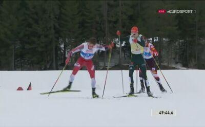 Norwegia wygrała sztafetę, Polska na 8. miejscu