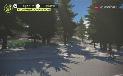 Ashleigh Moolman-Pasio z CCC-Liv wygrała 5. etap wirtualnego Tour de France