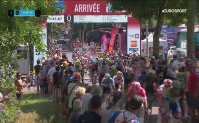 Arnaud Demare najszybszy na 4. etapie, Alejandro Valverde wygrał wyścig
