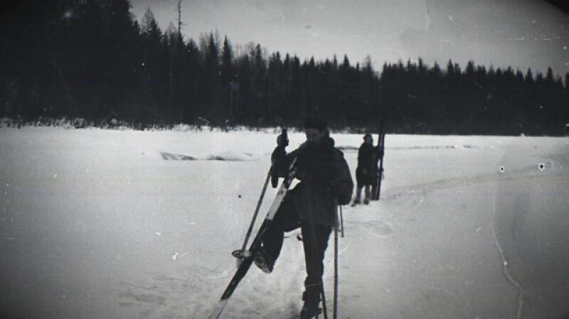 Zdjęcia Zołotariowa wykonane podczas wyprawy