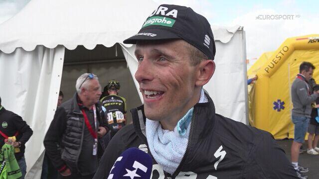 Rafał Majka po 13. etapie Vuelta a Espana