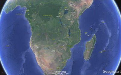W latach 80. XX wieku w prowincji Matabeleland przeprowadzono masakrę