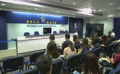 Policja nie zgadza się na kolejne protesty w Hongkongu