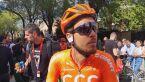 Bernas po 17. etapie: Na Vuelcie nie ma łatwych dni