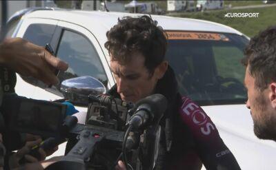 Ubiegłoroczny triumfator Tour de France rozczarowany